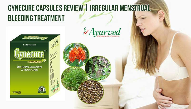 Gynecure Capsules Review
