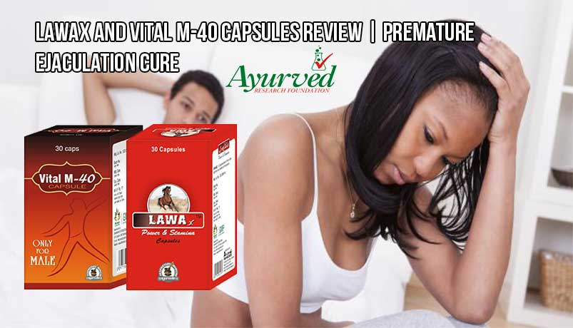Lawax and Vital M-40 Capsules Review