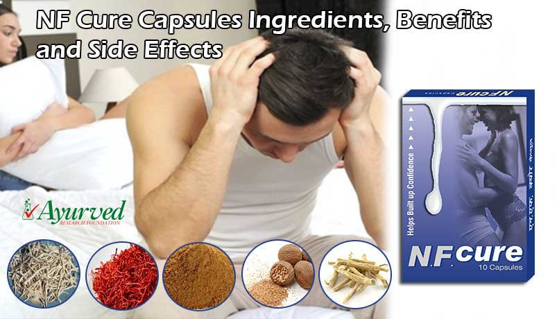NF Cure Capsules Ingredients