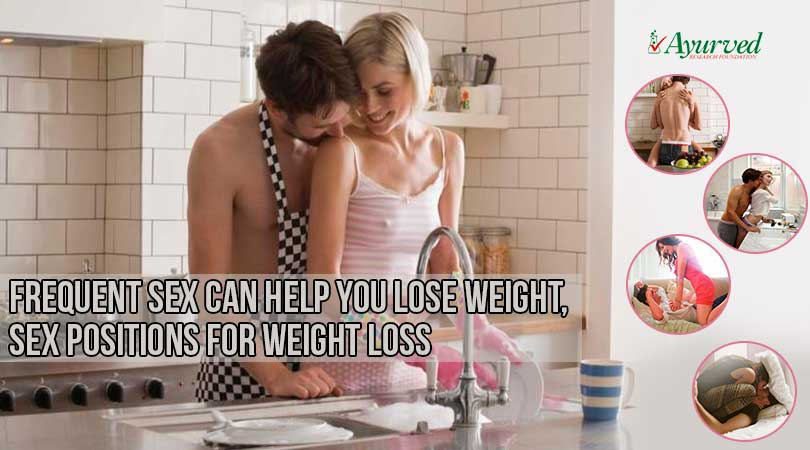 Frequent Sex For Weight Loss
