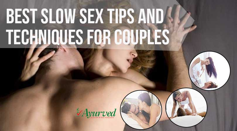 Slow Sex Positions 50
