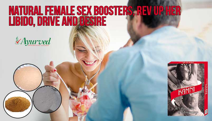 Natural Female Sex Boosters