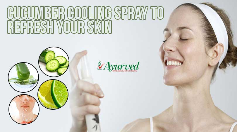 Cucumber Cooling Spray