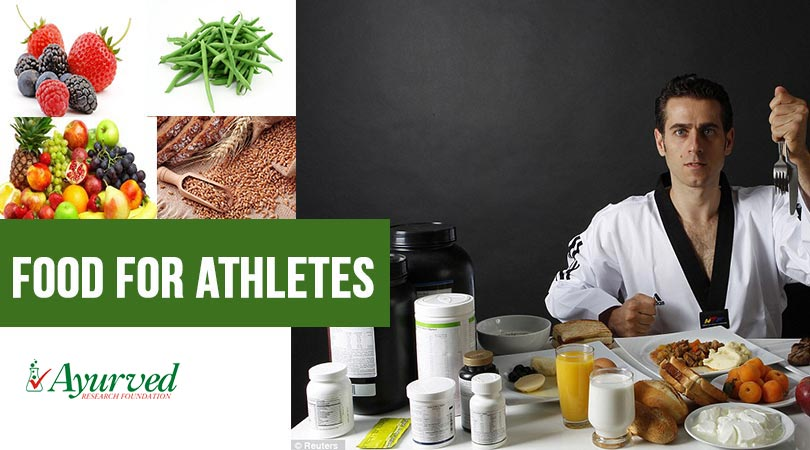 Best Diet for Athletes
