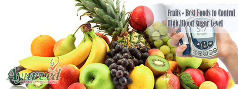 Foods to Control High Blood Sugar Level