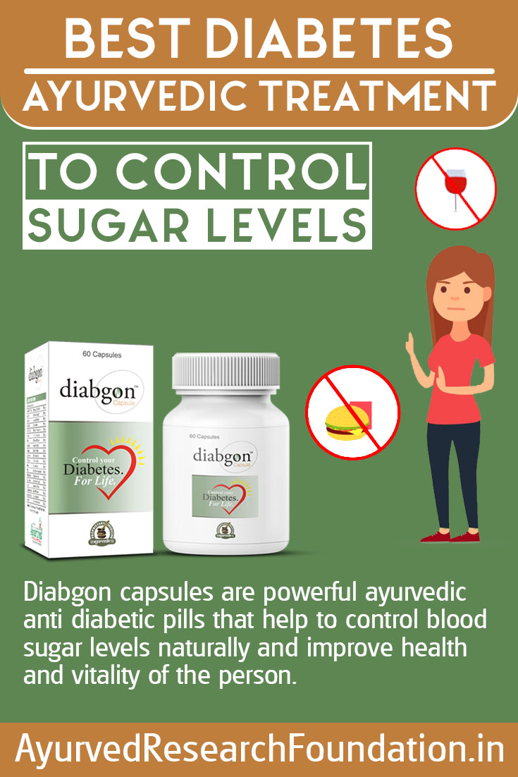 Diabetes Ayurvedic Treatment in India Infographic
